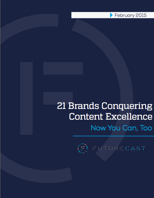 21 brands conquering content excellence