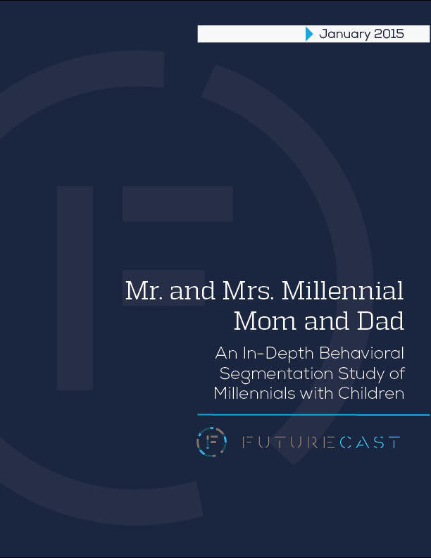 Mr. and Mrs. Millennial Mom and Dad