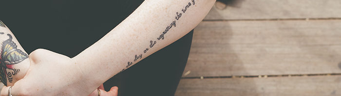 Modern-Day Storytelling As Told By Millennial Tattoos