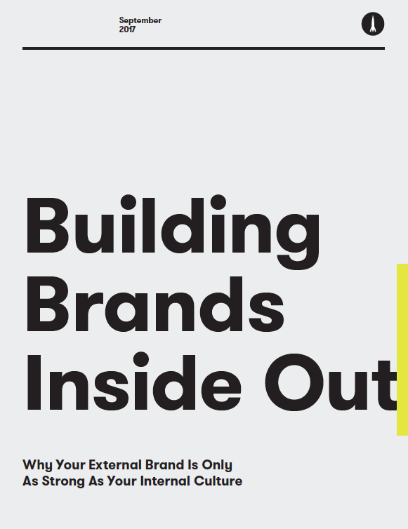 Building Brands Inside Out